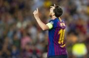 Leo Messi zwycięzcą klasyfikacji Złotego Buta 2018/19