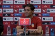 Marcelino: Niezależnie od zawodników na boisku, Barcelona ma określony styl