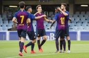 Juvenil A Barcelony w ćwierćfinale młodzieżowego Pucharu Króla