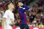 Gerard Piqué: To był dla nas dobry sezon, ponieważ wygraliśmy ligę, ale oczekiwania były większe