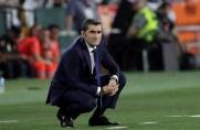 Ernesto Valverde: My, trenerzy, zawsze jesteśmy gotowi, aby odwrócić sytuację