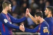 AS: Najważniejsi piłkarzy Barçy rozmawiali o sytuacji drużyny w autokarze