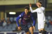 Ronald Araujo: Wiele się nauczyłem w Barcelonie, a Piqué jest dla mnie wzorem do naśladowania