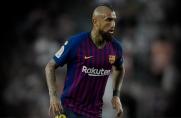 Francuskie media: Arturo Vidal ma poważnie rozważać przyjęcie oferty jednego z chińskich klubów