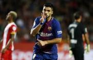 Luis Suárez: Kto nie chciałby cieszyć się grą takiego piłkarza jak Neymar?