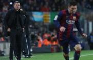 Diego Simeone: Messi bardzo chce wygrywać, ale potrzebuje do tego drużyny