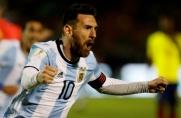 Argentyna zagra dziś o wszystko z Paragwajem