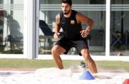 AS: Luis Suárez stracił na wadze dzięki specjalnej diecie