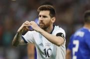 Argentyna traci kolejne punkty w Copa América, gol Messiego z rzutu karnego