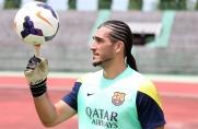 José Manuel Pinto: Jeśli Messi odważy się nagrać piosenkę, zajmę się produkcją