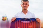 Mike van Beijnen nowym piłkarzem FC Barcelony