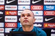 Andrés Iniesta: Nie byłem już w stanie sprostać wymogom gry w Barcelonie