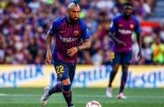 Sport: Arturo Vidal chce zostać w Barcelonie i odrzuca ofertę z Chin
