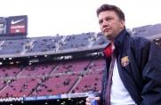 Louis van Gaal: Guardiola wygrał Ligę Mistrzów z Barceloną, bo miał Messiego i nie pozwalał mu, by grał po swojemu