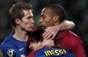 Aleksander Hleb: Barcelona sprzedała Ronaldinho i Deco z powodu Leo Messiego