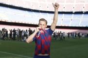 Mundo Deportivo: Frenkie de Jong będzie grał w Barcelonie z numerem 21 na koszulce