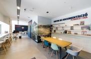 Centrum Dokumentacji i Badań z nową siedzibą na Travessera de les Corts