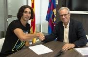 Oficjalnie: Barcelona wykorzystała opcję odkupienia Marca Cucurelli