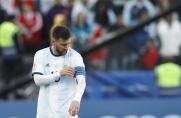 Gustavo Abreu: Messi poniesie karę za swoje słowa, powinien przeprosić CONMEBOL