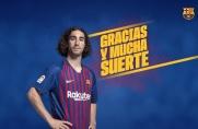 Oficjalnie: Marc Cucurella wypożyczony do Getafe!