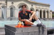 Juan Miranda: Moja przyszłość? Zobaczymy po powrocie do Barcelony