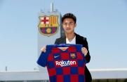 Lluis Carreras: Hiroki Abe jest kompletnym piłkarzem i przypomina Griezmanna