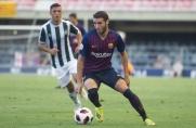 Abel Ruiz: Nie mam nic przeciwko przyjściu Neymara do Barcelony