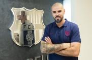 Víctor Valdés: Chcę pomagać chłopakom i całej canterze
