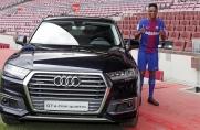 Barça zakończyła współpracę z Audi, zawodnicy muszą zwrócić samochody