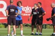 Éric Abidal: Atlético broni swoich interesów, a my interesów Barcelony