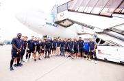 Piłkarze Barçy dotarli do Japonii