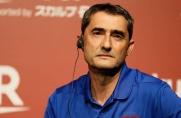 Ernesto Valverde przed Rakuten Cup: Jesteśmy Barçą i zawsze musimy wygrywać