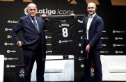 Andrés Iniesta: Mam nadzieję, że nie będę się mylił i będę podawał piłkę do kolegów z drużyny