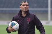 Ernesto Valverde: Griezmann zawsze jest groźny, wiele od niego oczekujemy