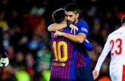 Sport: Messi może znaleźć się na liście powołanych na mecz z Betisem, ale poza grą będzie Luis Suárez