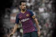 Barcelona nie wygrała żadnego z pięciu ostatnich meczów, w których nie zagrał Sergio Busquets