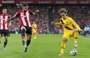 Sport: Licencja Antoine'a Griezmanna jest ważna