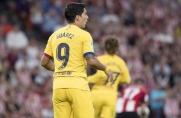 Sport: Kto może zagrać zamiast Luisa Suáreza w meczu z Betisem?