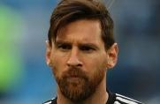 Leo Messi trenował w Ciutat Esportiva w sobotę i niedzielę, mimo że drużyna miała wolne