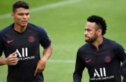 Thiago Silva: Neymar jest niesamowity, mam nadzieję, że zostanie w PSG