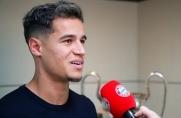 Philippe Coutinho: Nie mogę się doczekać, aby zagrać w koszulce Bayernu