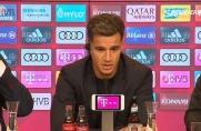 Philippe Coutinho: Chcę zostać w Bayernie na dłuższy czas