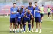 Leo Messi nieobecny na kolejnym treningu Barcelony