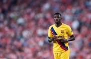MD: Agent Dembélé dementuje doniesienia o podróży napastnika do Senegalu