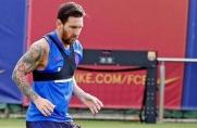 Leo Messi wciąż trenuje indywidualnie; Ansu Fati po raz pierwszy ćwiczył pod wodzą Ernesto Valverde