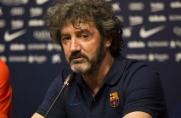 Sport: Barcelona B czeka na efekty misji José Mari Bakero w Brazylii