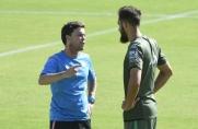 Borja Iglesias: Mam nadzieję, że będę mógł zagrać z Barceloną