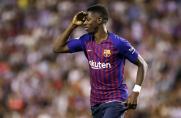 Sport przedstawia kary finansowe, które Barcelona może nałożyć na Ousmane'a Dembélé