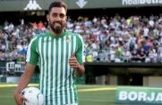 Borja Iglesias i Joel Robles jedynymi nieobecnymi w Betisie na mecz z Barceloną