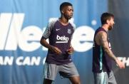 Ángel Cuéllar: Dembélé sam się skreśla, nie naprawia swoich błędów